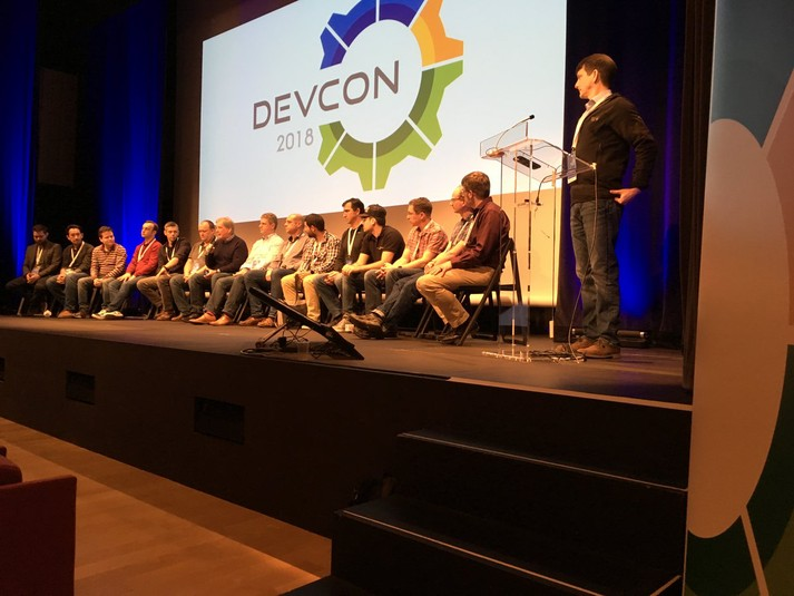 Q&A Alfresco DEVCON 2018