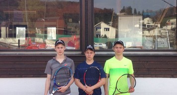 Sponsoring Tennismen du TC Courrendlin